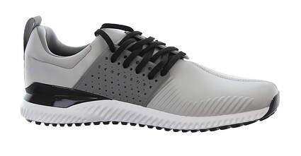 New Mens Golf Shoe Adidas Adicross Bounce Medium 9.5 Gray MSRP $120