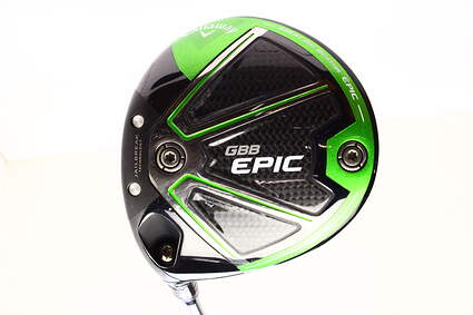 Callaway GBB Epic Driver 9* Project X HZRDUS T800 Green 55 Graphite Stiff Left Handed 45.5 in