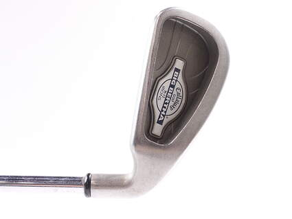Callaway X-12 Single Iron 4 Iron True Temper Memphis 10 Steel Uniflex Right Handed 38.5 in