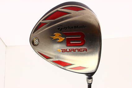 TaylorMade 2009 Burner Driver 10.5* TM Reax Superfast 49 Graphite Regular Right Handed 46.25 in