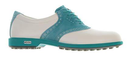 Womens Golf Shoe Ecco Classic Hybrid 39(8-8.5) White MSRP $220