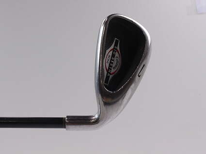 Callaway 2002 Big Bertha Single Iron 7 Iron Callaway RCH 75i Graphite Regular Right Handed 37 in