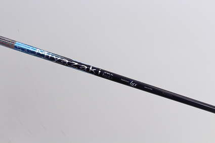 "Miyazaki Kusala Indigo 61 Fairway Wood Shaft X-Stiff Flex 42.25"" Right Handed Callaway Adapter MSRP $350"