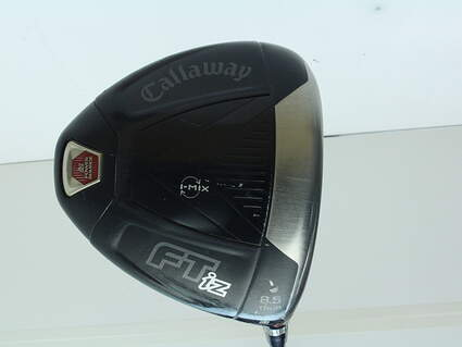 Callaway FT-iZ Driver 8.5* UST Competition 65 SeriesLight Graphite Regular Right Handed 45.5 in