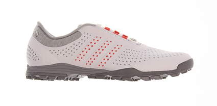 New Womens Golf Shoe Adidas Adistar Sport Medium 9.5 White MSRP $100