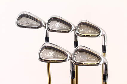 Cleveland TA7 Iron Set 6-PW Stock Graphite Shaft Graphite Regular Right Handed 38 in