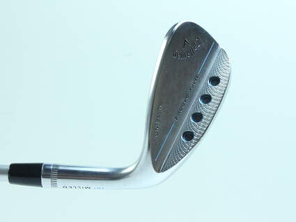 Callaway Mack Daddy 4 Chrome Wedge Sand SW 56* 12 Deg Bounce W Grind Callaway 50 Gram Graphite Ladies Right Handed 34 in