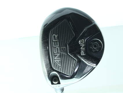 Ping Anser Fairway Wood 3 Wood 3W 14.5* Ping TFC 800F Graphite Stiff Left Handed 42.75 in