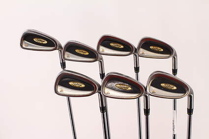 Titleist DCI 822 Oversize Iron Set 4-PW True Temper Dynamic Gold S300 Steel Stiff Right Handed 38.25 in