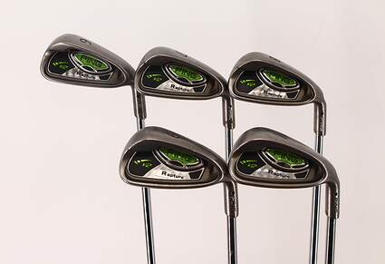 Ping Rapture V2 Iron Set 6-PW True Temper Dynamic Gold R300 Steel Regular Right Handed 37.25 in