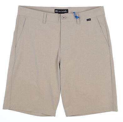 New Mens Travis Mathew Beck Shorts 32 Tan 1MM208 MSRP $85