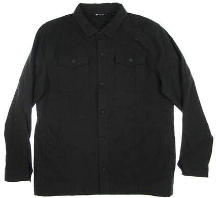 New Mens Travis Mathew Matchmaker Jacket X-Large XL Dark Gray MSRP $175 1MP183