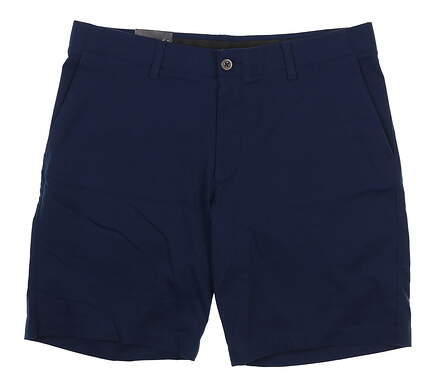 New Mens Under Armour Golf Shorts Size 38 Navy Blue MSRP $65