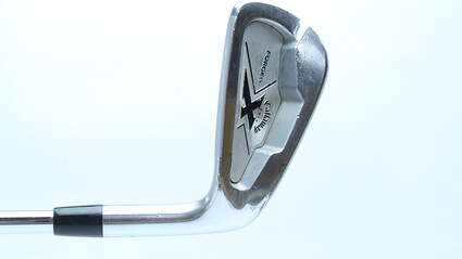 Callaway X Forged Single Iron 7 Iron Project X Flighted 6.0 Steel Stiff Right Handed 36.75 in