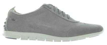 New Womens Shoe Peter Millar IGNITE Spikeless Sport Medium 8.5 Gray MSRP $200