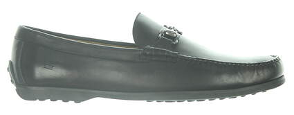 New Mens Peter Millar Bit Loafer Medium 9.5 Black MSRP $300