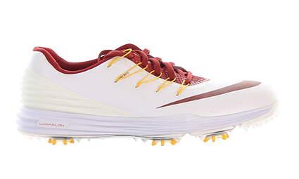 New Mens Golf Shoe Nike USC Lunar Control 4 Size10 MSRP $170