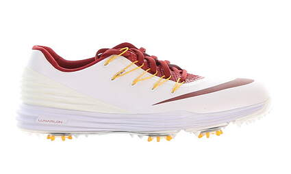 New Womens Golf Shoe Nike USC Lunar Control 4 Size 9 MSRP $170