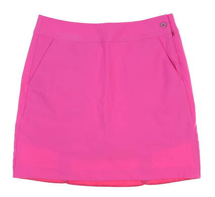 New Womens EP Pro Microtwill Petal Golf Skort Size 4 Pink MSRP $90 1140NAD