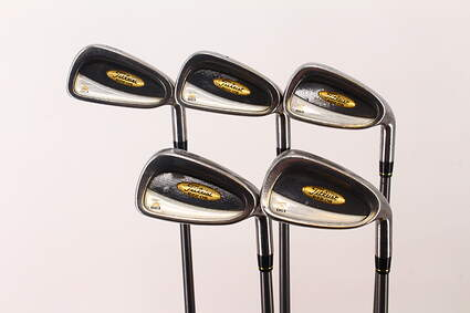 Titleist DCI 822 Oversize Iron Set 6-PW Stock Graphite Shaft Graphite Regular Right Handed 37.5 in
