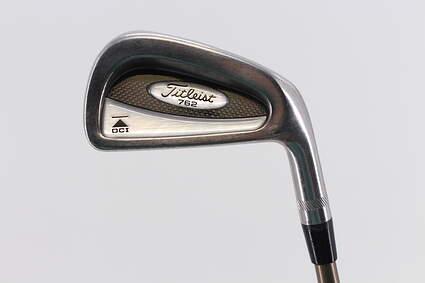 Titleist DCI 762 Single Iron 3 Iron Graphite Design Gat 95 Irons Graphite Stiff Right Handed 39 in