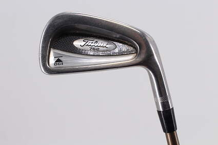 Titleist DCI 762 Single Iron 4 Iron Graphite Design Gat 95 Irons Graphite Stiff Right Handed 38.75 in