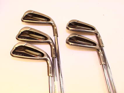Ping G25 Iron Set 6-PW Ping CFS Steel Regular Right Handed White Dot 37.75in