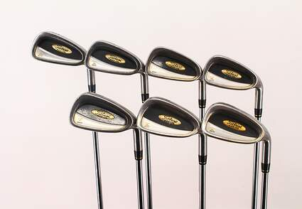 Titleist DCI 822 Oversize Iron Set 5-PW GW Nippon NS Pro 950 Steel Stiff Right Handed 38.25 in