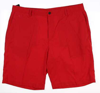 New Mens Adidas Shorts 40 Bold Red Z88622 MSRP 59.99