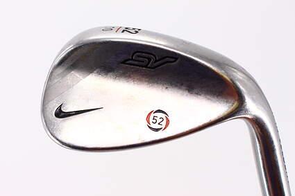 Nike SV Tour Chrome Wedge Gap GW 52* 10 Deg Bounce True Temper Steel Wedge Flex Right Handed 35.25 in