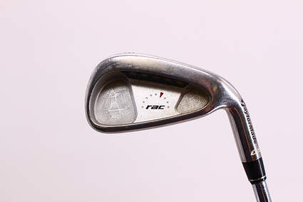 TaylorMade Rac OS Single Iron 3 Iron Stock Steel Shaft Steel Stiff Right Handed 39 in