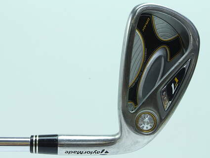 TaylorMade R7 Draw Single Iron 6 Iron TM T-Step 90 Steel Stiff Right Handed 37.5 in