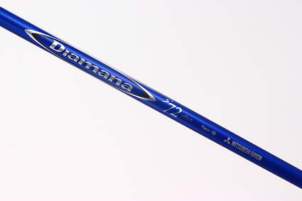 Used W/ Adapter Mitsubishi Rayon Diamana S+ 72 Fairway Shaft Stiff 42.25in