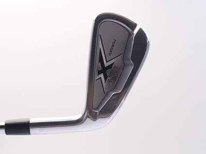 Callaway X Forged Single Iron 3 Iron Project X Flighted 6.5 Steel X-Stiff Right Handed 39 in