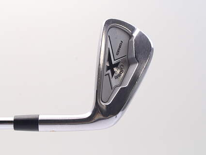 Callaway X Forged Single Iron 5 Iron Project X Flighted 6.5 Steel X-Stiff Right Handed 38 in