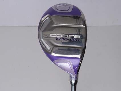Cobra Baffler XL Womens Hybrid 5 Hybrid Cobra Aldila NV-3 Graphite Senior Right Handed 38.25 in