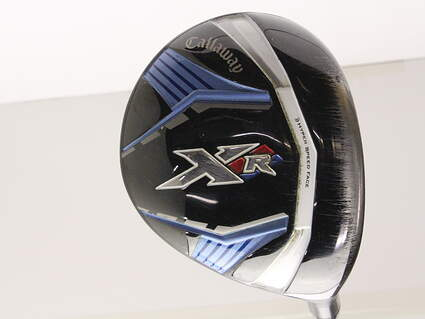Callaway XR Fairway Wood 7 Wood 7W Project X LZ Graphite Ladies Right Handed 41.25 in