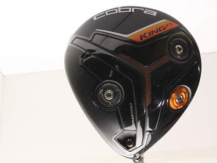 Cobra King F7 Driver 9.5* Fujikura Pro 60 Graphite Regular Left Handed 44.75 in