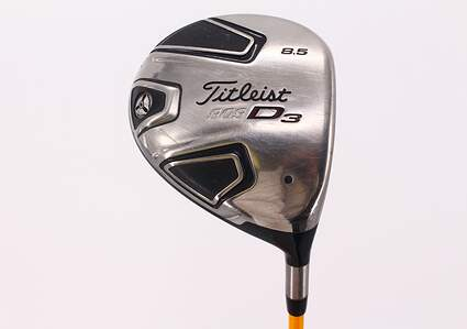 Titleist 909 D3 Driver 8.5* Proforce Axivcore Tour Green Graphite X-Stiff Right Handed 45 in
