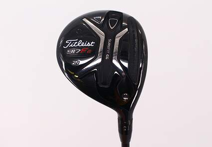 Titleist 917 F2 Fairway Wood 7 Wood 7W 21* Mitsubishi Diamana M+ Red 60 Graphite Senior Right Handed 42 in