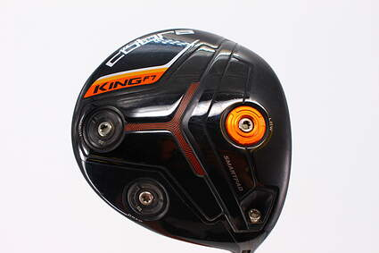 Cobra King F7 Driver 10.5* Fujikura Pro 60 Graphite Regular Right Handed 45 in