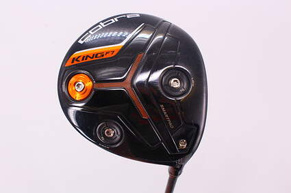 Cobra King F7 Driver 9.5* Fujikura Pro 60 Graphite Regular Right Handed 45.25 in
