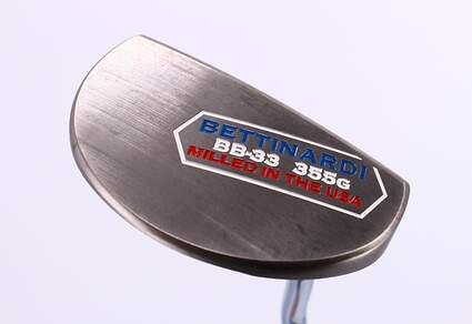Bettinardi 2011 BB Series 33 Putter Steel Right Handed 34 in