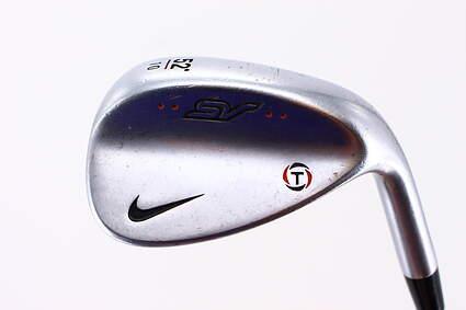 Nike SV Tour Chrome Wedge Gap GW 52* True Temper Dynamic Gold Steel Wedge Flex Right Handed 35.5 in