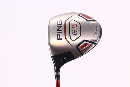 Ping G15 Driver 10.5* Ping TFC 149D Graphite Senior Left Handed 45.5 in