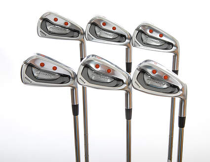 Mint Miura Passing Point Neo 9005G Iron Set 5-PW FST KBS Tour Steel Regular Right Handed 37.75in