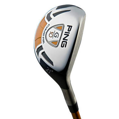Ping G10 Hybrid 6 Hybrid 28* Ping ULT 129H Ladies Graphite Ladies Right Handed 36.5 in