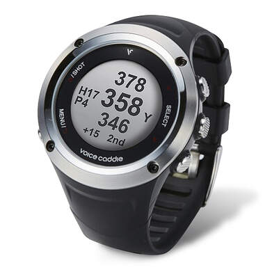 Voice Caddie G2 Watch with Slope Golf GPS & Rangefinders