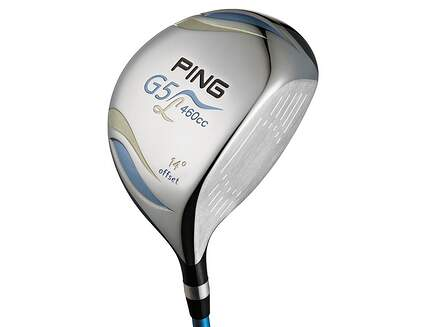 Ping G5 Ladies Offset Driver 14* Ping ULT 50D Ladies Graphite Ladies Right Handed 44.5 in