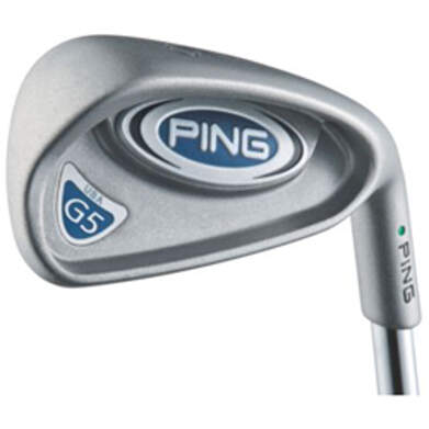 Ping G5 Single Iron 5 Iron Ping CS Lite Steel Regular Right Handed Black Dot 37.75in